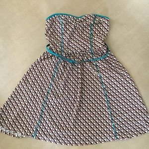 Dresses & Skirts - Xhilaration Brand Tube Dress with Belt/Size Small